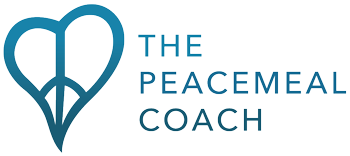 The Peacemeal Coach Logo