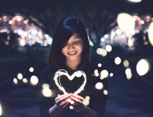 How to Feel Unconditional Love While Caring For Your Anorexic Teen